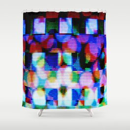 CTRLMTRX Shower Curtain