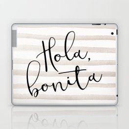 Hola Bonita Laptop & iPad Skin