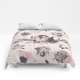artishock, artischocke, artichaud Comforters