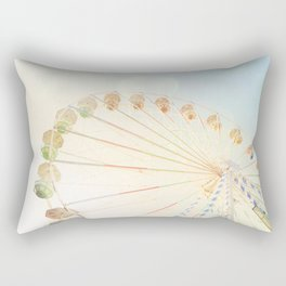 Ferris Wheel Rectangular Pillow