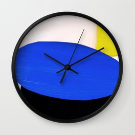 collage studies 18-01 Wall Clock