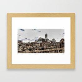 Siena Silver, 2006 Framed Art Print
