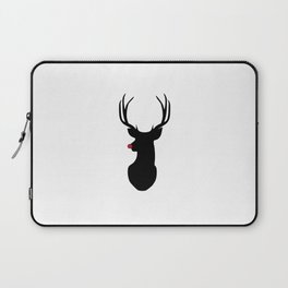 Rudolph The Red-Nosed Reindeer Laptop Sleeve