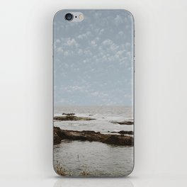 OUTERLAND x CALIFORNIA COAST III iPhone Skin