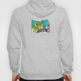 facing your fear Hoody