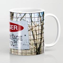 High Voltage Coffee Mug