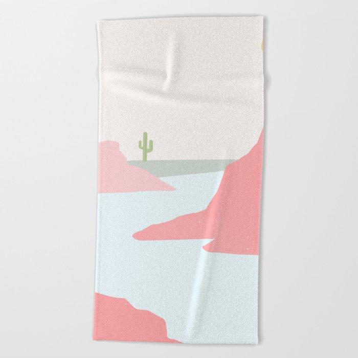 Stanley Yelnats Beach Towel
