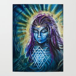 Spirit Realms Poster