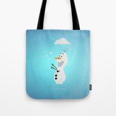 Olaf (Frozen) Tote Bag