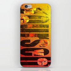 Believe (in) Yourself iPhone & iPod Skin