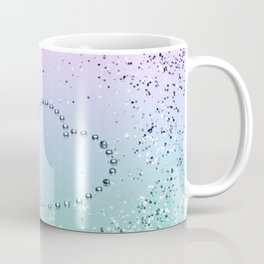 Sparkling MERMAID Girls Glitter Heart #1 #decor #art #society6 Coffee Mug