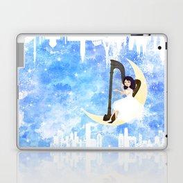 Harp girl 5: Connection Laptop & iPad Skin