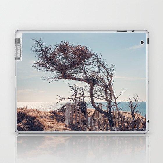 Graveyard by the sea Laptop & iPad Skin