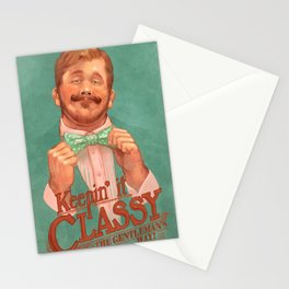 Keepin' It Classy Stationery Cards