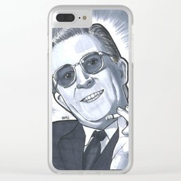 Dr Strangelove Clear iPhone Case
