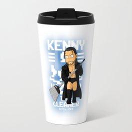Kenny Omega Travel Mug