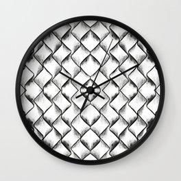 Reticolo Wall Clock