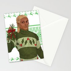 Very Merry Zevran Stationery Cards