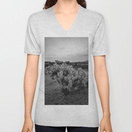 Cholla Cactus Garden IX Unisex V-Neck