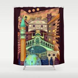 Venice Shower Curtain