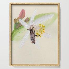Honeybee Serving Tray