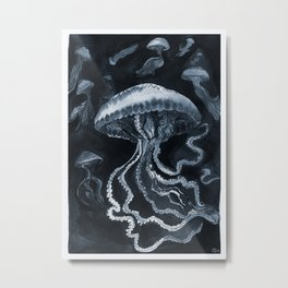The Aquaria Waltz  Metal Print