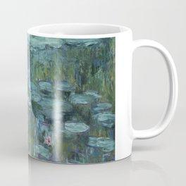 Monet, Water Lilies, Nympheas, Seerosen, 1915 Coffee Mug