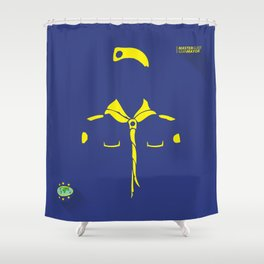Guia Mayor - Master Guide Shower Curtain