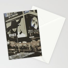 City Crop 6 Stationery Cards