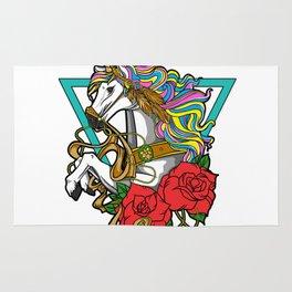 The Unicorn Rug