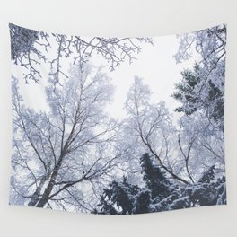 Scared cities Wall Tapestry