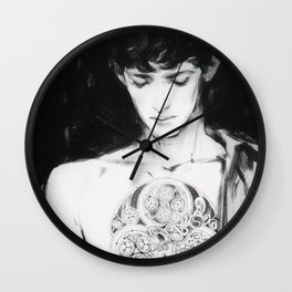 BBC Merlin: In Spite of Everything, the Stars (Merlin) Wall Clock
