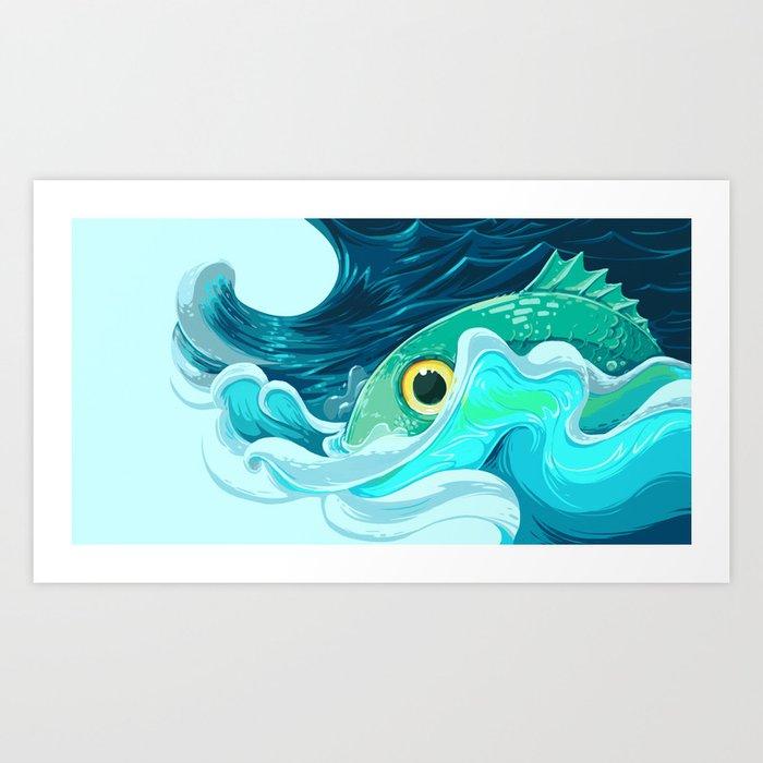 Forerunner Art Print