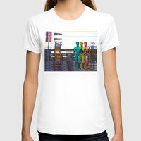western T-shirts featuring Western Culture by Tyler Hewitt