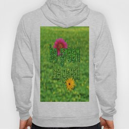 State of Grass on Earth Day Hoody