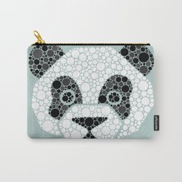 Colourblind Panda Carry-All Pouch
