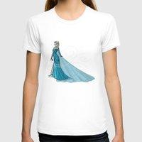 elsa T-shirts featuring Elsa by Eva Duplan Illustrations
