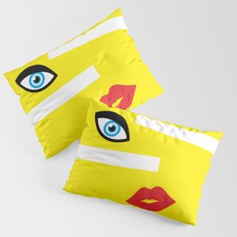 Vivid Beauty Pillow Sham