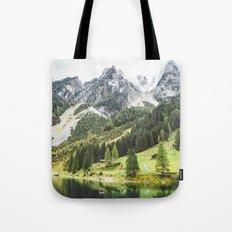 Alps in Austria. Tote Bag