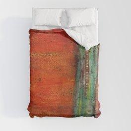 Copper Duvet Cover