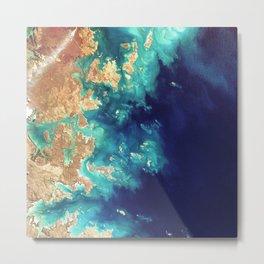 Destination - Gold Coast Metal Print