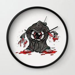 Eyeball Killer Wall Clock