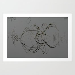 I See Them as a Double Art Print