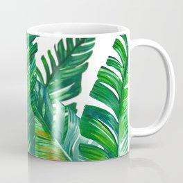 tropical green 2 Coffee Mug