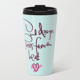 Good design Travel Mug