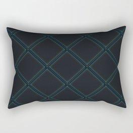 Power Grid Rectangular Pillow