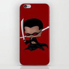 Chibi Blade iPhone & iPod Skin