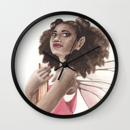All Booked Up Wall Clock