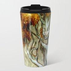 Golden Dryad Travel Mug