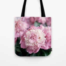 On the Blue Moon Tote Bag